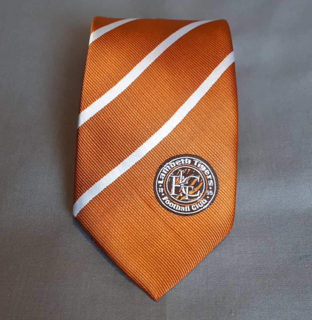 Lambeth Tigers Football Club Ties