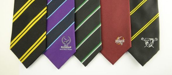 Custom Logo Ties