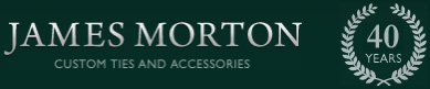James Morton Ties  - Custom Ties and Accessories