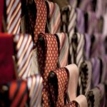 Find the perfect custom tie with James Morton