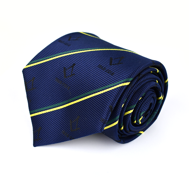 Kirkliston Lodge Masonic Tie