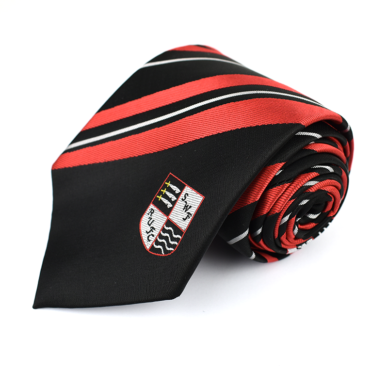 Example Logo Tie by SWF Rugby Club