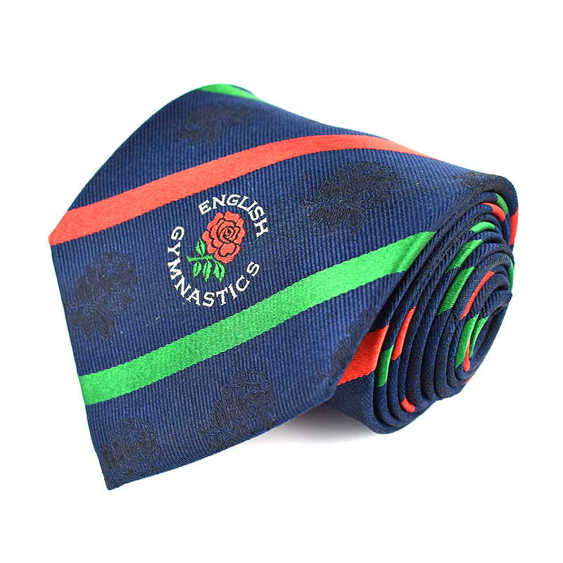 English Gymnastics Tie