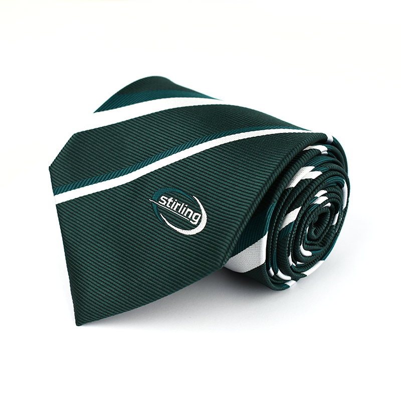 Example Logo Tie by Stirling University