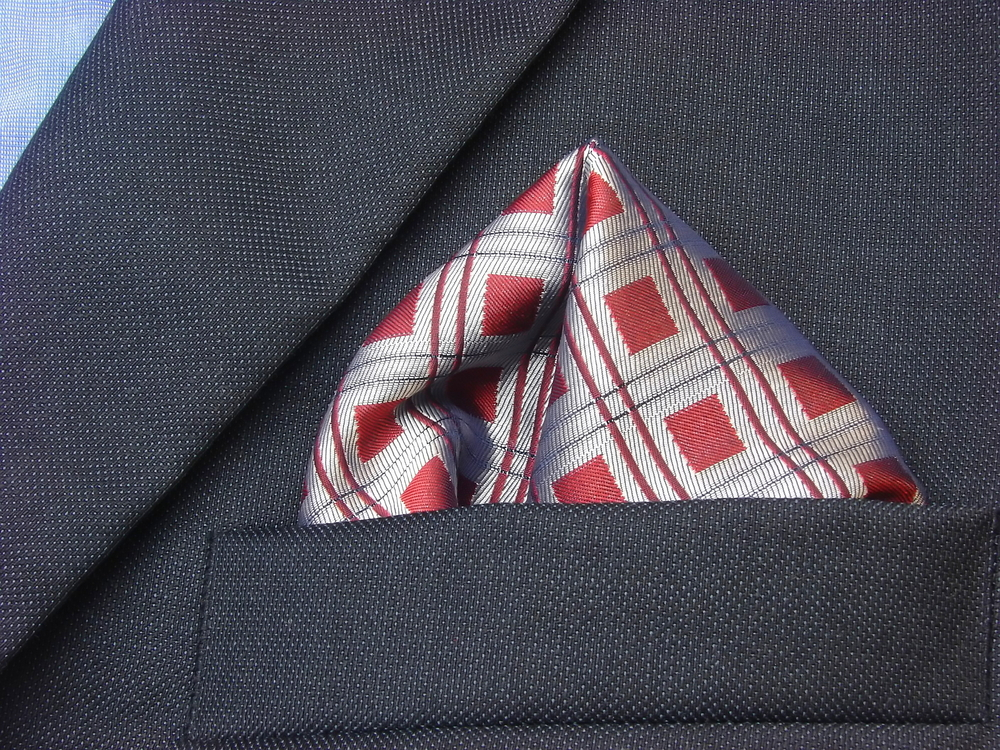 Tailor Made Pocket Square